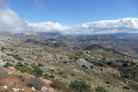 Torcal de Antequera un paisaje kárstico